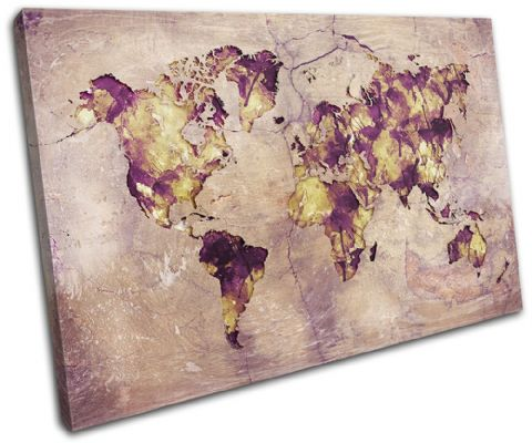Watercolour  Abstract Maps Flags - 13-6012(00B)-SG32-LO